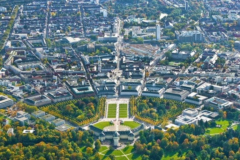 Karlsruhe-faecher