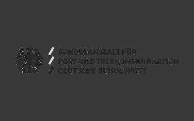 Bundesanstalt-für-Post-und-Telekommunikation-Deutsche-Post-weiss